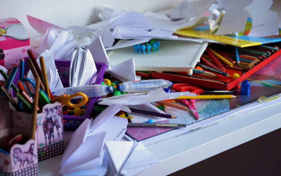 Clutter Free in 2015: Making the Most of What We Have
