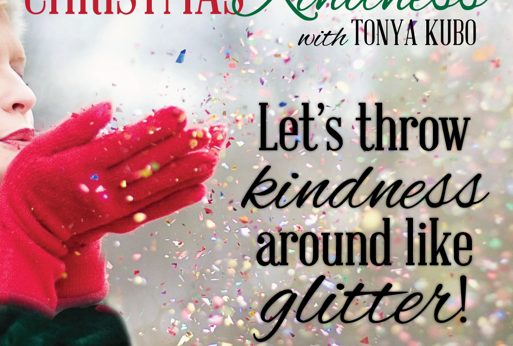 Christmas Kindness Challenge Week 1